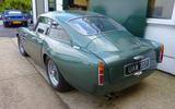 Aston Martin DB4, История Астон Мартин
